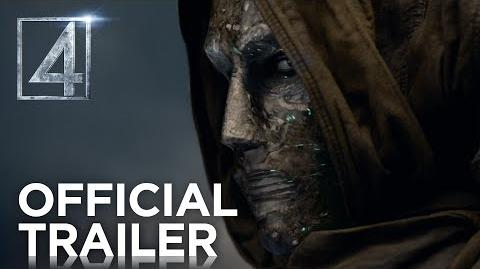 Fantastic Four Official Trailer 2 HD 20th Century FOX
