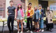 Runaways season 2 group