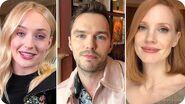 Sophie Turner & the X-Men Cast Almost Spoil Dark Phoenix Omaze