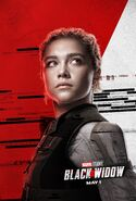 Black Widow Character Posters 01