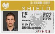 Leo Fitz ID