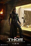 Loki poster TDW
