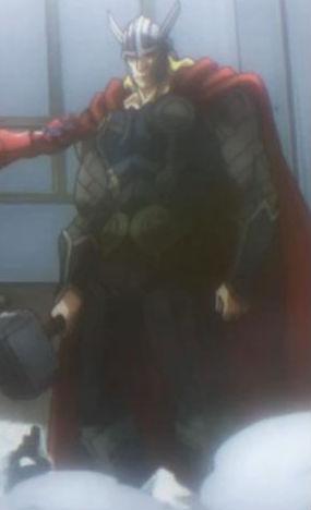 Thor Odinson (Earth-101001)
