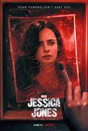 Jessica Jones Season 3 poster 2
