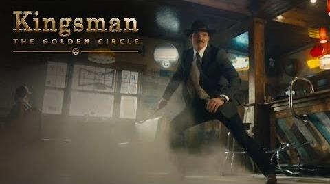 """Kingsman The Golden Circle """"English Manners, Southern Charm"""" TV Commercial 20th Century FOX"""