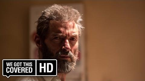 "Logan ""X-23"" TV Spot HD Hugh Jackman, Dafne Keen, Patrick Stewart"