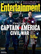Entertainment Weekly Civil War 1