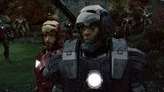 War Machine & Iron Man