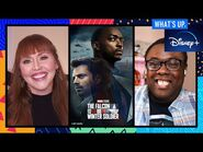 Marvel Studios' The Falcon and the Winter Soldier - What's Up, Disney+ - Episode 20-2