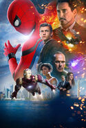 Spidey homecoming-artposter1