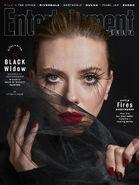 Black Widow EW cover