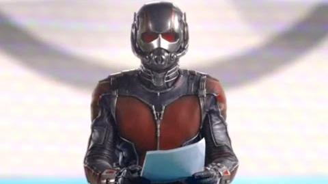 ANT-MAN Promo Clip - ESPN (2015) Paul Rudd Marvel Superhero Movie HD