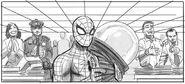 Spider-Man 4 Storyboard 7