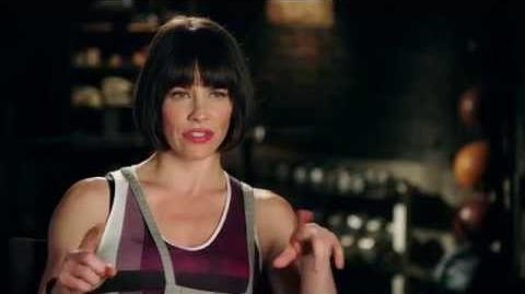 """Ant-Man """"Hope Van Dyne"""" Official Movie Interview - Evangeline Lilly"""