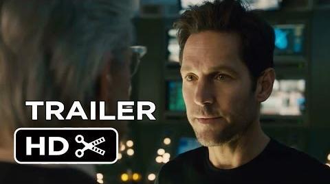 Ant-Man Official Trailer -1 (2015) - Paul Rudd, Evangeline Lilly Marvel Movie HD