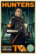 Loki TVA Character Posters 03