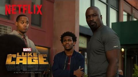 Marvel's Luke Cage Season 2 Clip Luke Cage Carries the Weight of Harlem HD Netflix