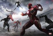 Avengers unfolded