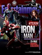 Captain America Civil War - Team Iron Man EW Promo