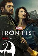 Iron Fist Season 2 poster
