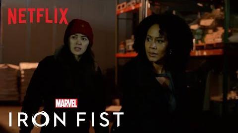 Marvel's Iron Fist Season 2 Heroes HD Netflix
