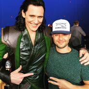 Thor - Ragnarok - Set - September 1 2016 - 3