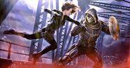 Black Widow Taskmaster Concept