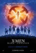 Dark Phoenix Dolby Poster