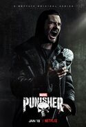 The Punisher Jigsaw S2 Poster