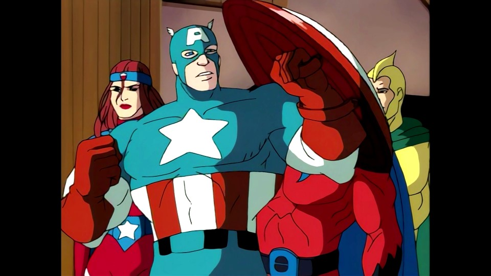 Steven Rogers (Marvel Animated Universe)