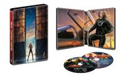 Captain Marvel Best Buy Exclusive 4K Blu Ray Steelbook
