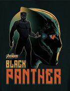 Black Panther Infinity War Avenger