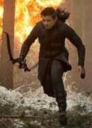 Hawkeye in Age of Ultron