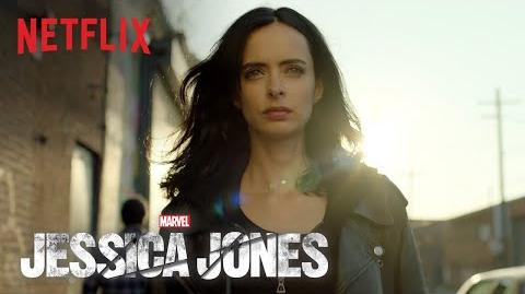 Marvel's Jessica Jones Date Announcement She's Back HD Netflix