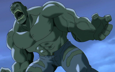 Robert Banner (Ultimate Avengers)