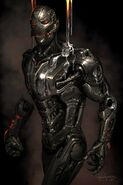 Ultron Concept art aou 2