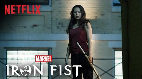 Marvel's Iron Fist Colleen Wing Netflix