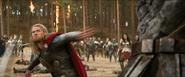 Thor vs. a Kronan 06