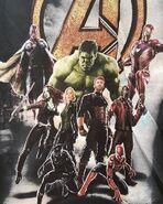 Avengers Infinity War artwork 3