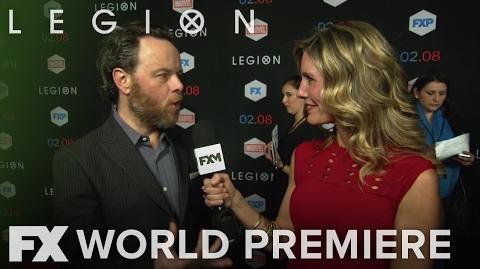 Legion Season 1 World Premiere FX