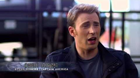 Marvel's Captain America The Winter Soldier - Blu-ray Featurette 5