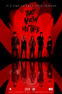 The New Mutants SDCC 2020 Posters 03