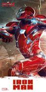 CW promo Iron Man