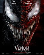 Venom Let There Be Carnage August Poster 02