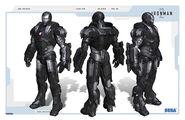 Video Game War Machine