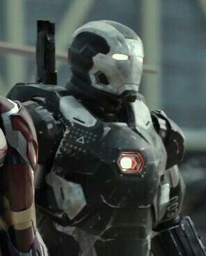 War Hammer Captain America Civil War