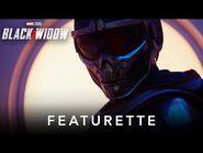 Taskmaster Breakdown Featurette - Marvel Studios' Black Widow