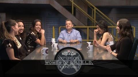 Women of S.H.I.E.L.D. Roundtable - Marvel's Agents of S.H.I.E.L.D