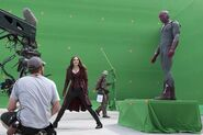 Captain America Civil War Filming BTS 8