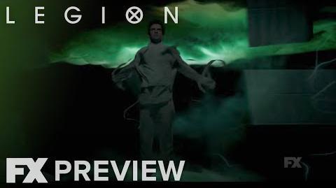 Legion Season 1 Kitchen Promo FX